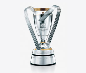 BREAKFAST AT TIFFANY'S: NEW MLS CUP TROPHY UNVEILED