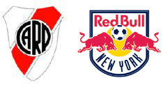River Plate and Red Bull Logo