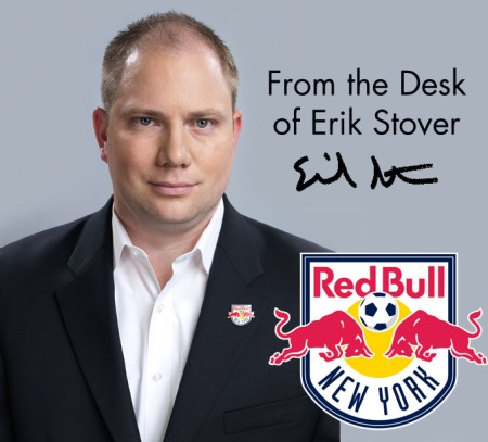 Erik Stover - From the Desk of