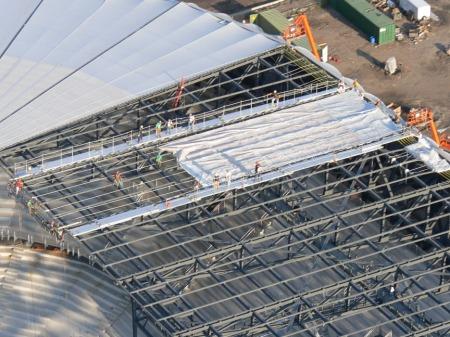Red Bull Arena WCBS Chopper 880