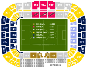 Updated Red Bull Arena diagram